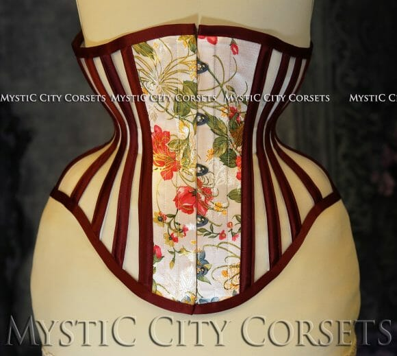 Mystic City Corsets - Affordable, well-made, steel-boned corsets