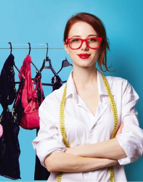 1 - lingerie designer