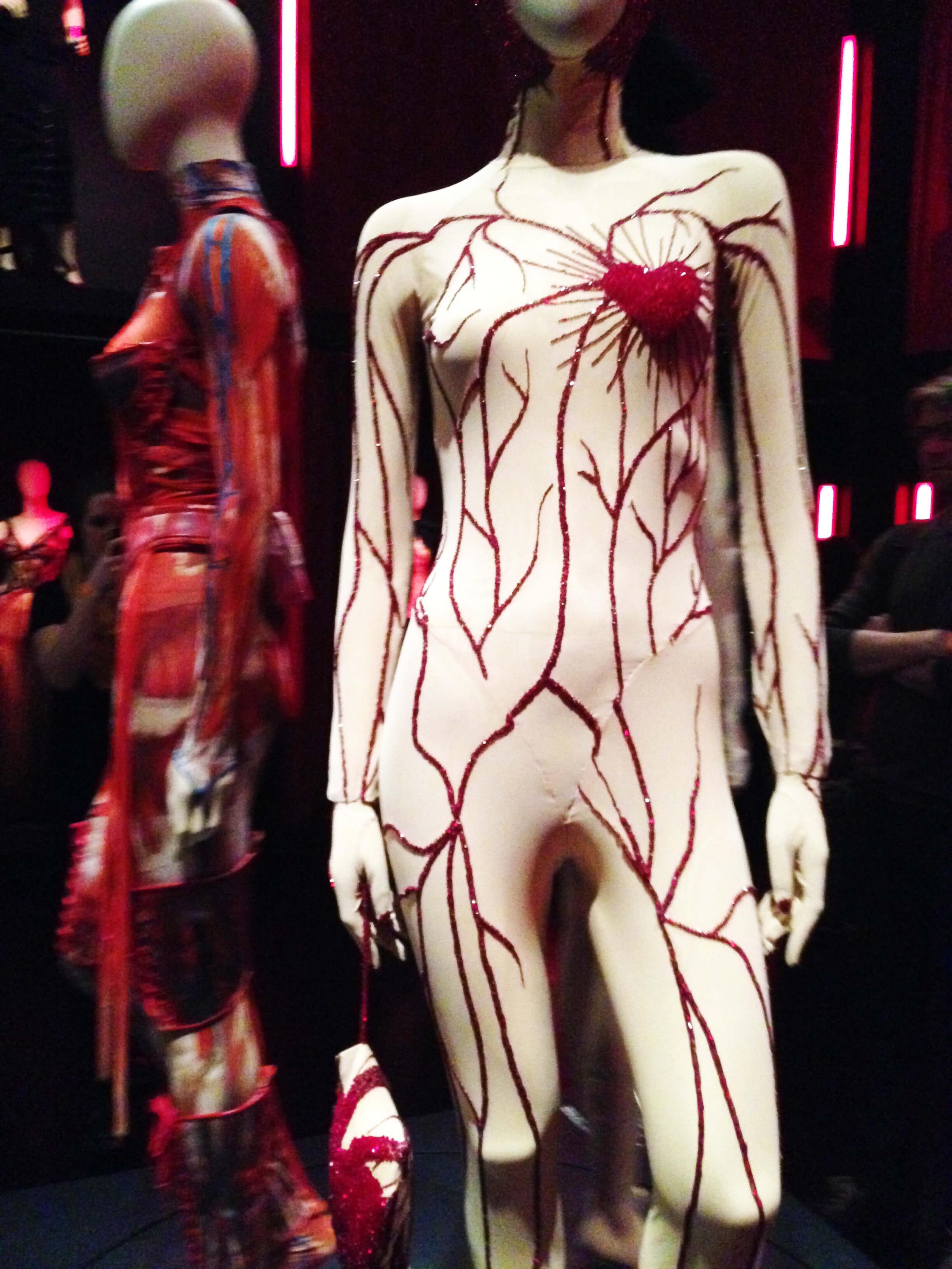 10 skin deep heart and veins bodysuit