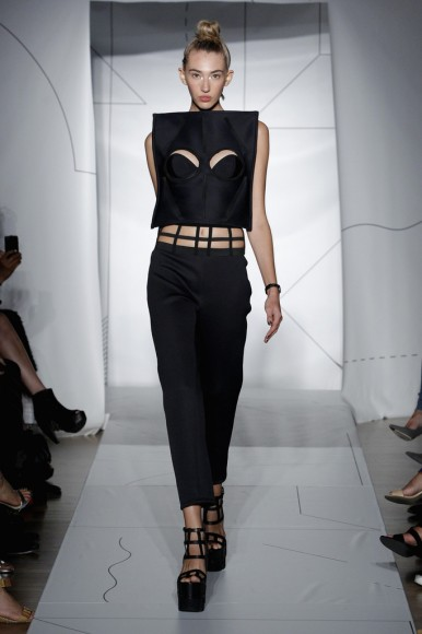 Chromat Primary Top, Spring/Summer 2015