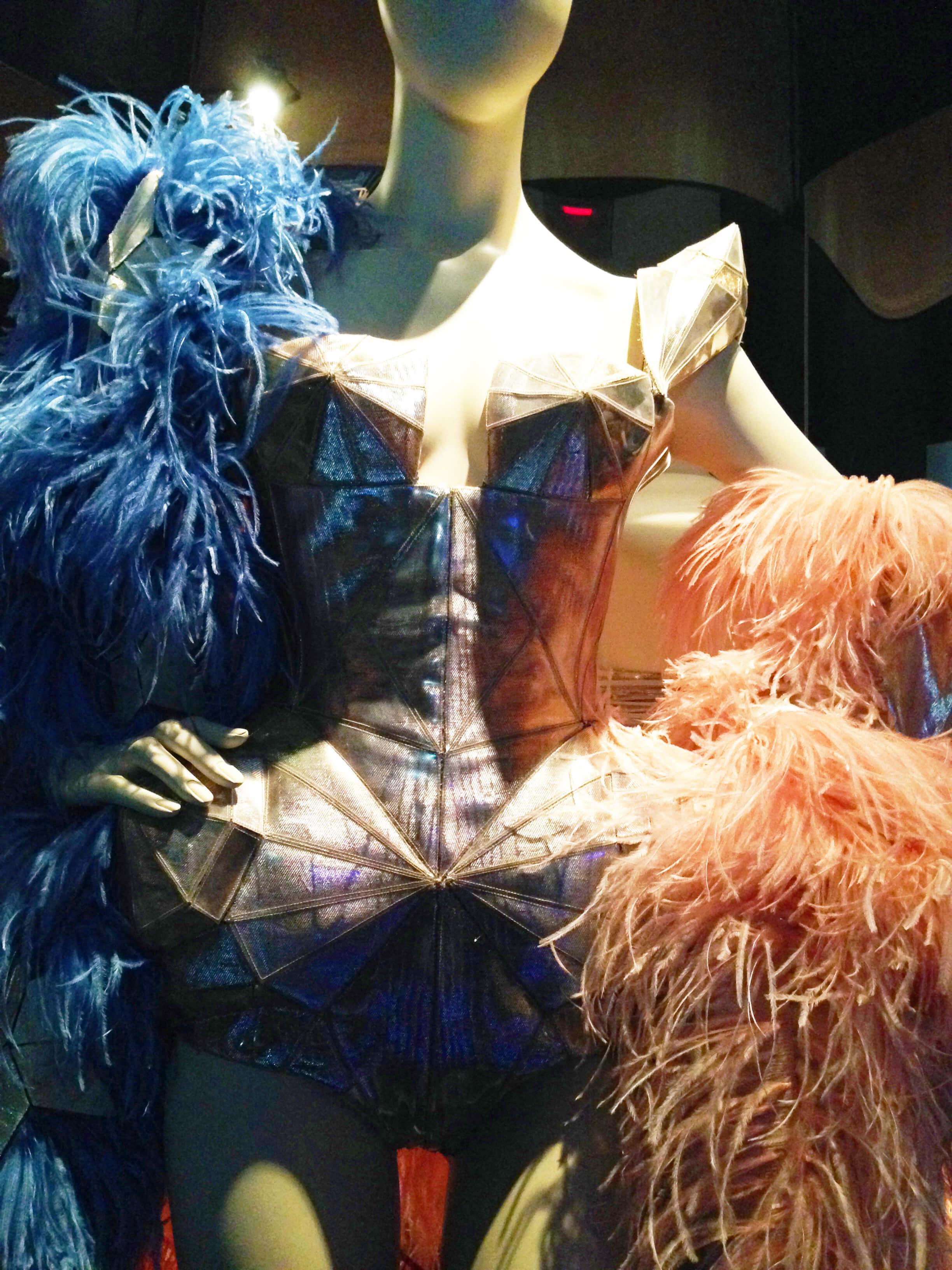 11 metropolis barbarella body corset