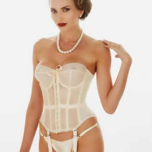 Exclusive Lingerie Addict First Look: A Sneak Peek at What Katie Did's New Merry Widows