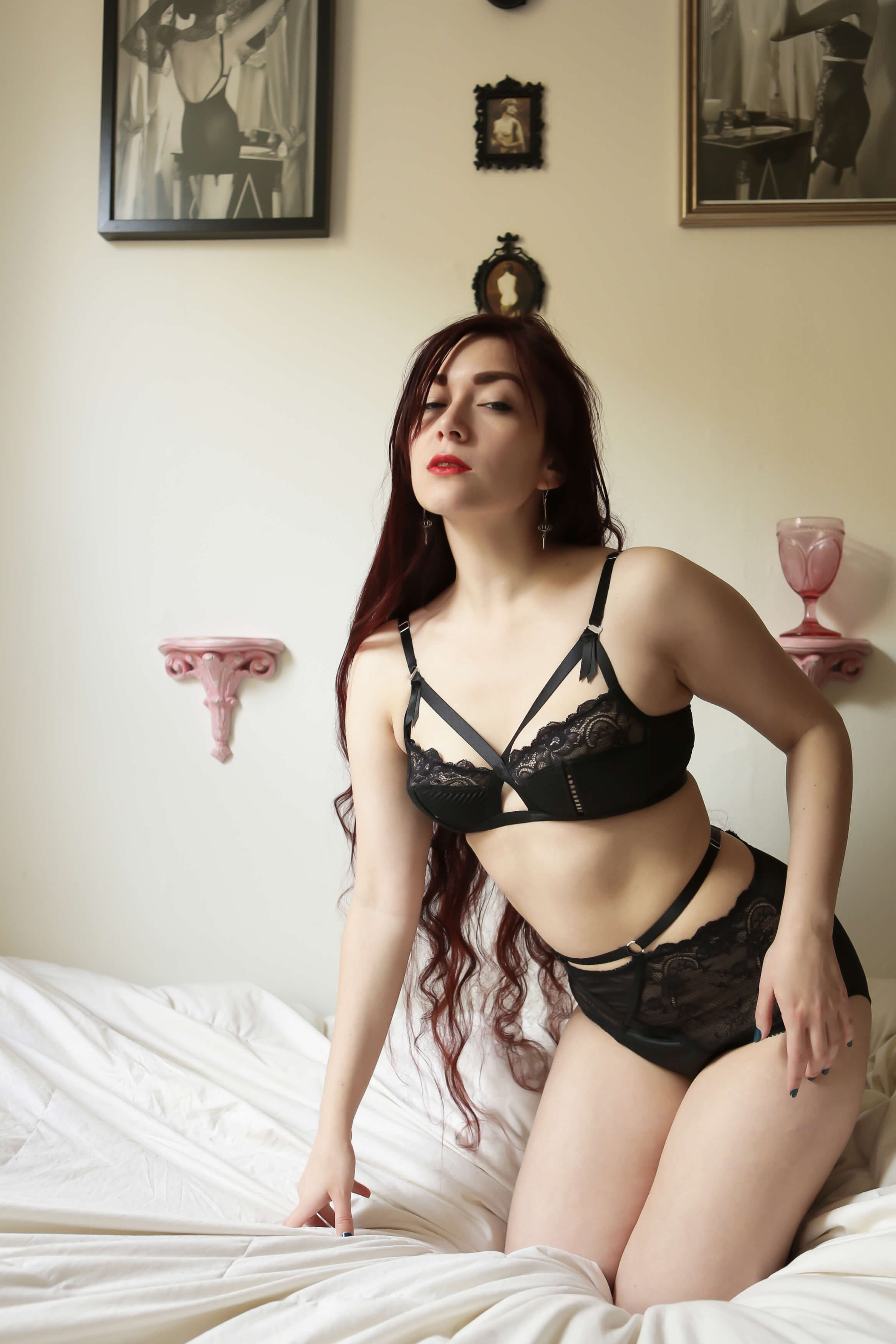 a1a02d379d Retro Pinup Review  Madame X by Dita Von Teese Lingerie