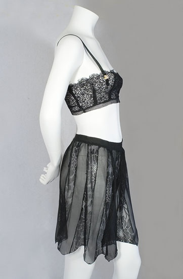 Great Gatsby Fever  20 Pieces of Vintage 1920s Lingerie  fdd38eb10