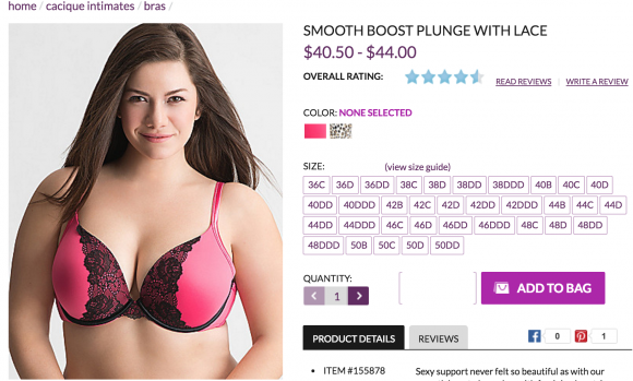 e2b98cd048970 Plus Size Bra Shopping  The Good and The Bad of Lane Bryant