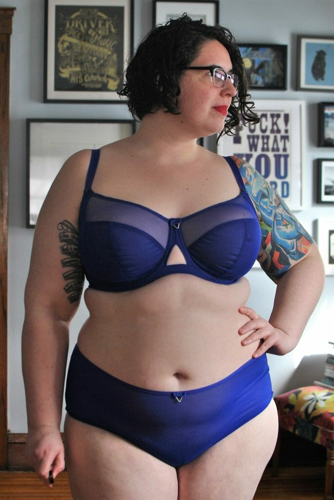 Curvy Kate Victory Bra and Short