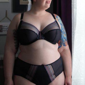 Plus Size Lingerie Review: Elomi Matilda and Sachi