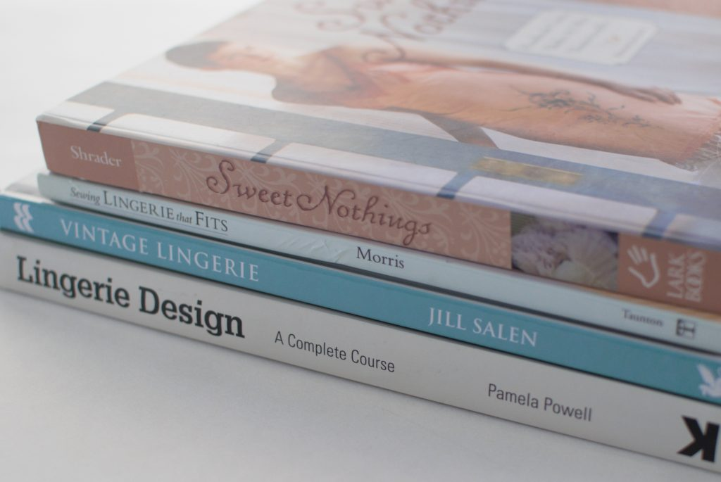Lingerie Sewing Books