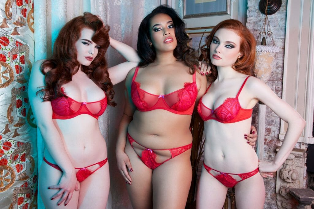 Best Lingerie Brands of 2017 ~ Best Overall: Playful Promises
