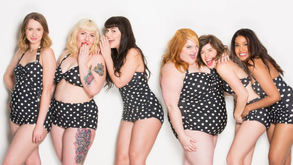 modcloth swim - body positive