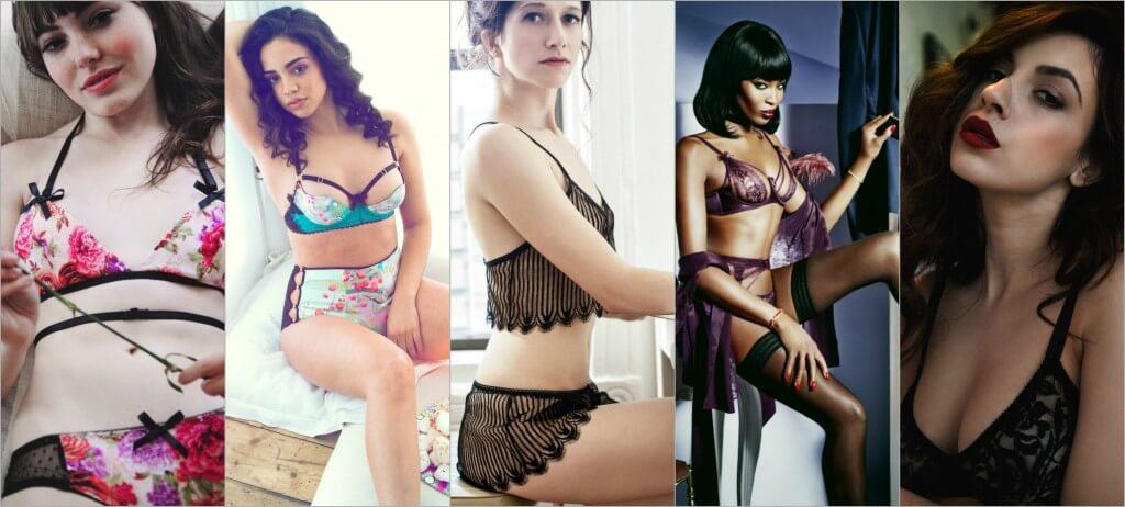 5 favorite lingerie campaigns 2014