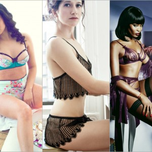 My 5 Favorite Lingerie Lookbooks of 2014