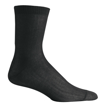9 travelsmith unisex disposable crew socks