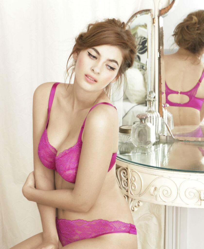 Adina Reay Jean Pink