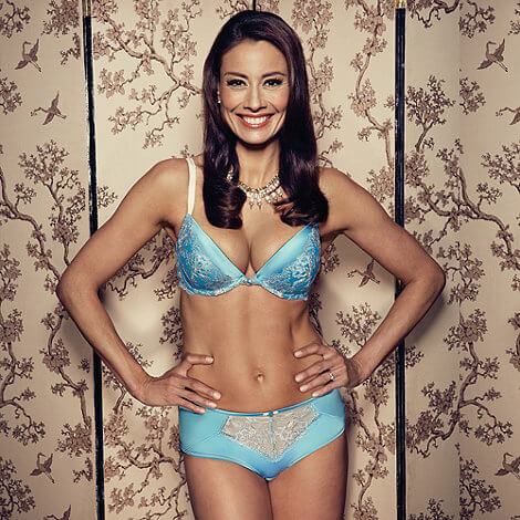 Adore me by Ultimo Turquoise 'Odessha' plunge bra - £22.50 (approximately $36.85)