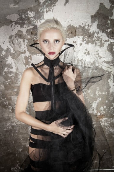 Agashi Maleficent Collar