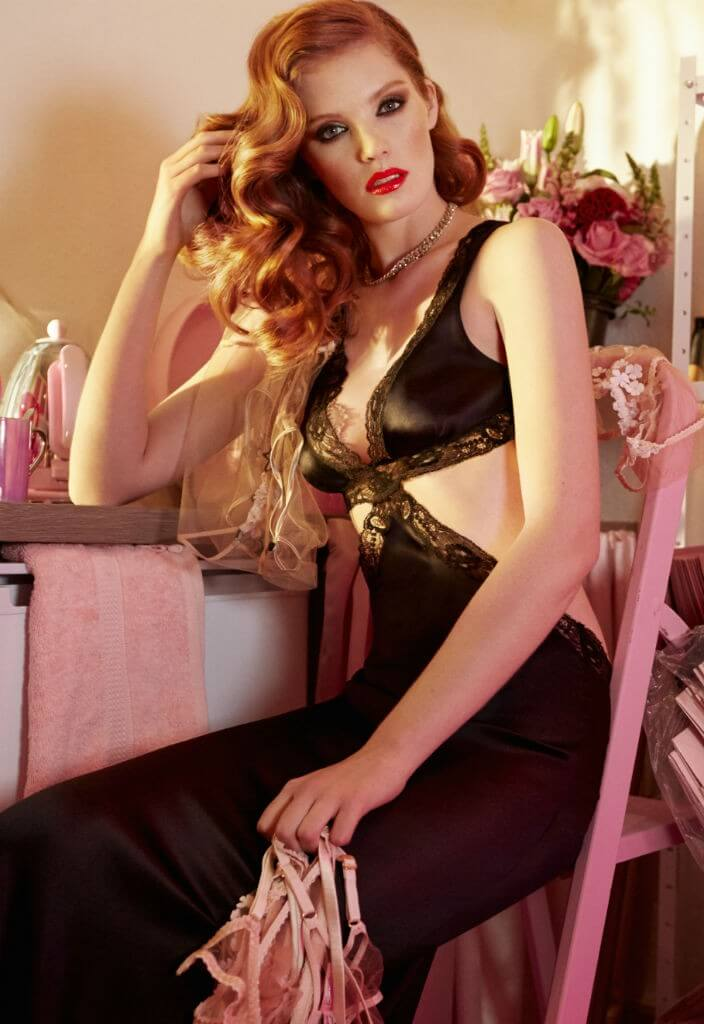 3d90d6cb3e Agent Provocateur A W 2015   All Woman