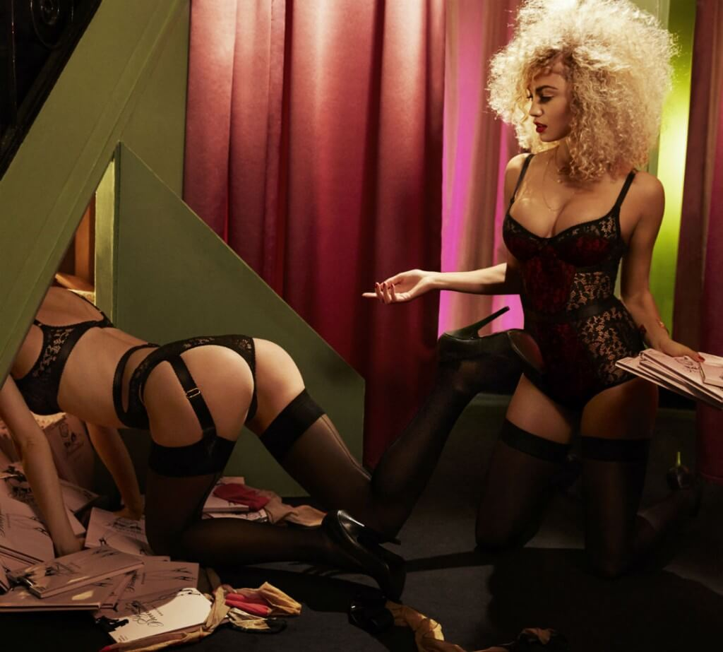 Agent Provocateur AW15-13