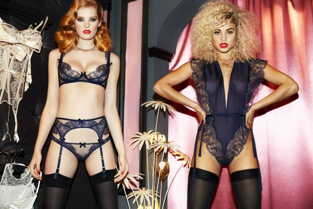 Agent Provocateur AW15-17