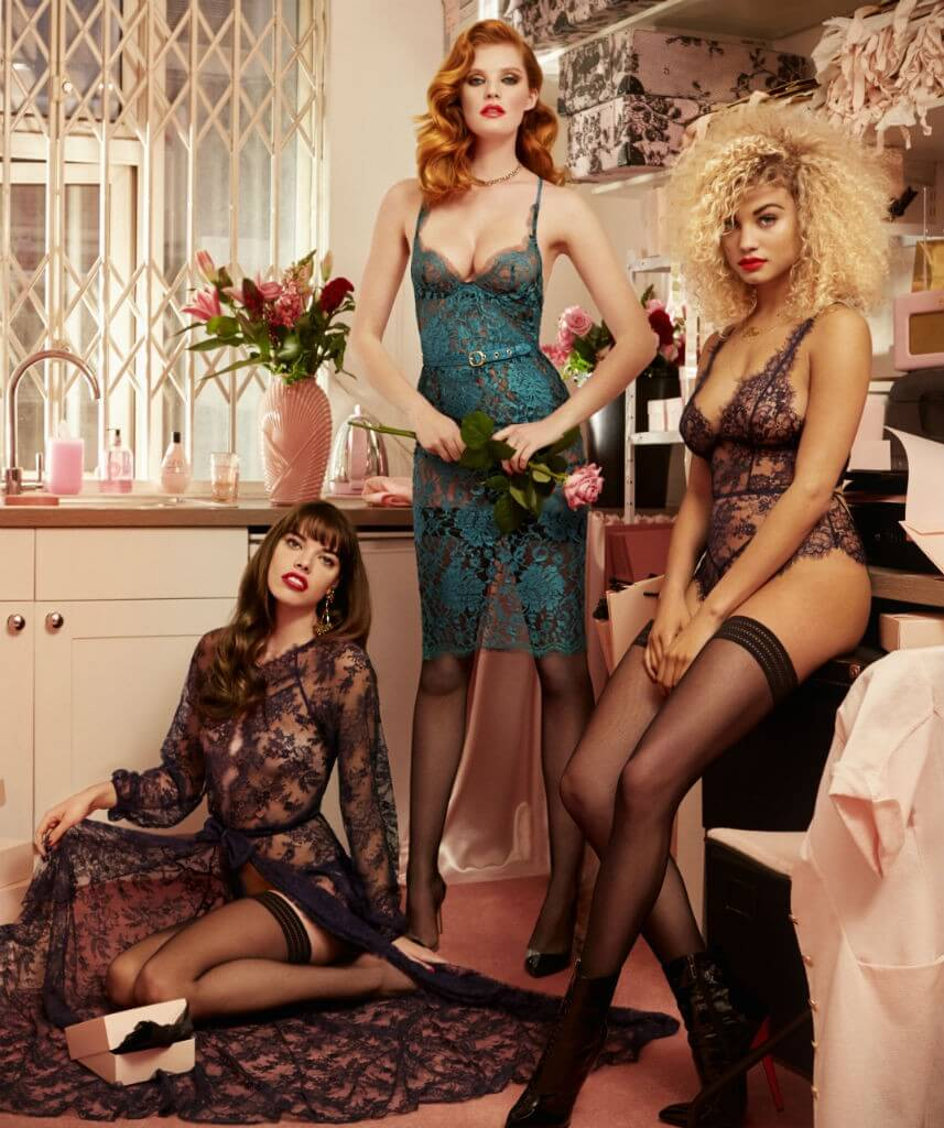 Agent Provocateur AW15-2