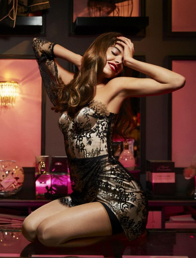 Agent Provocateur AW15-7