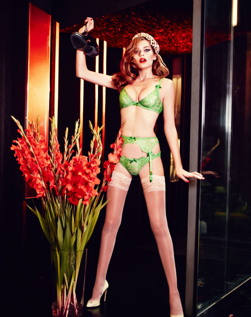 Agent Provocateur SS15 Payge
