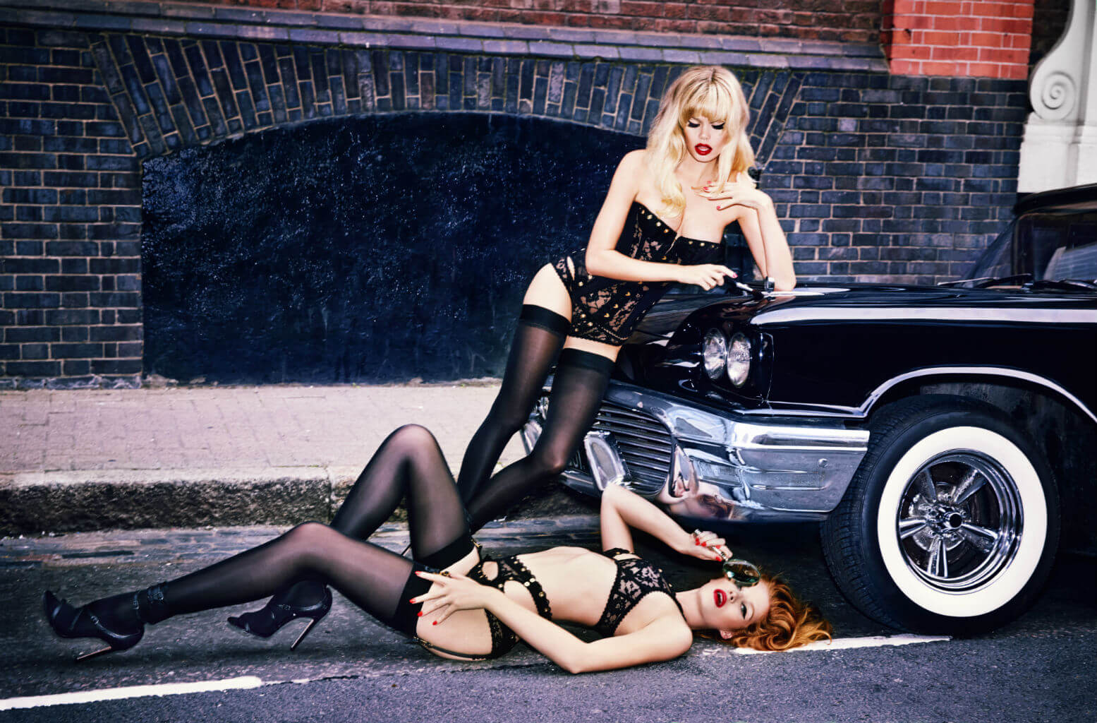 Agent Provocateur Spring Summer 2015  Wanted Badly 6fe0f7a34
