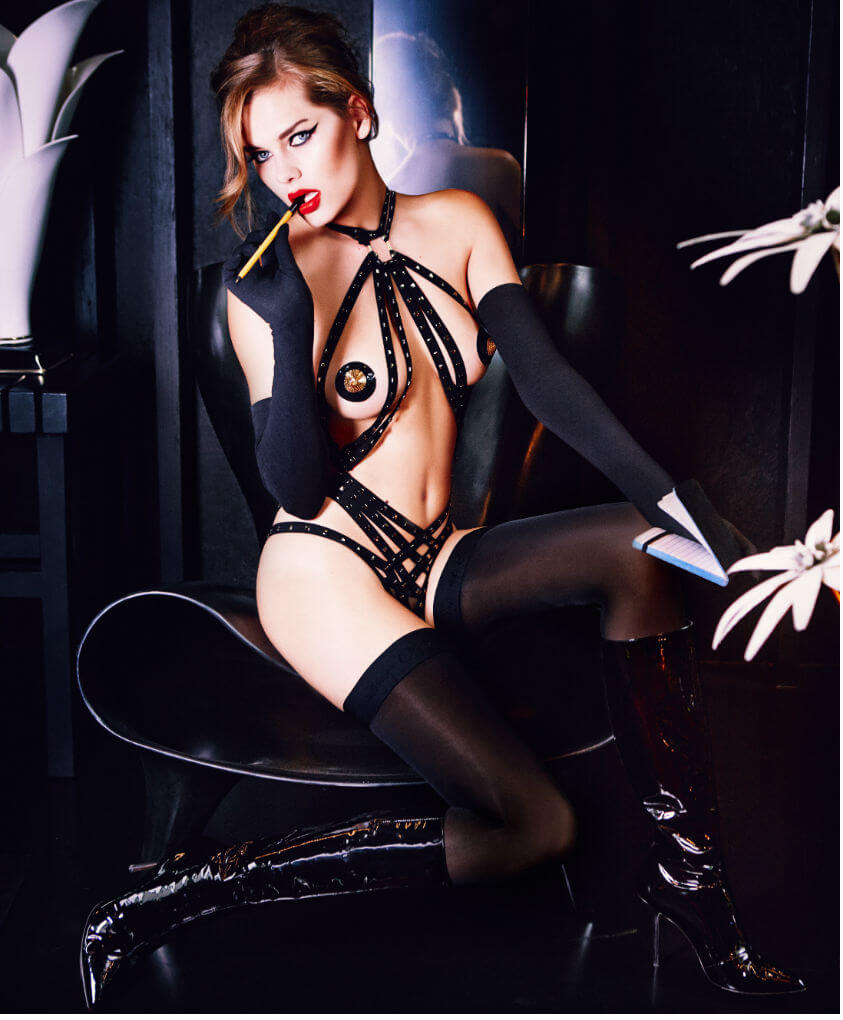 b0aad62eb3 Agent Provocateur Spring Summer 2015  Wanted Badly
