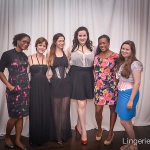 Lingerie Fashion Week Spring/Summer 2014
