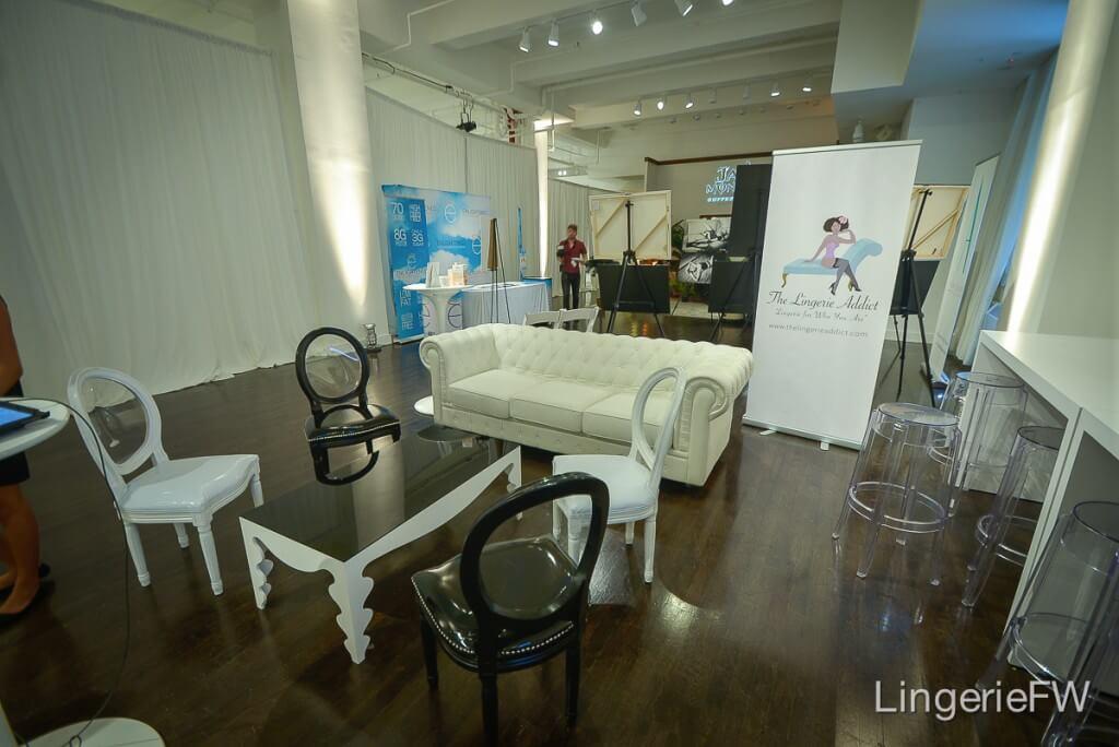 The Lingerie Addict Media Lounge