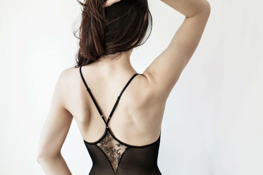 Angela Friedman Evelyn bodysuit