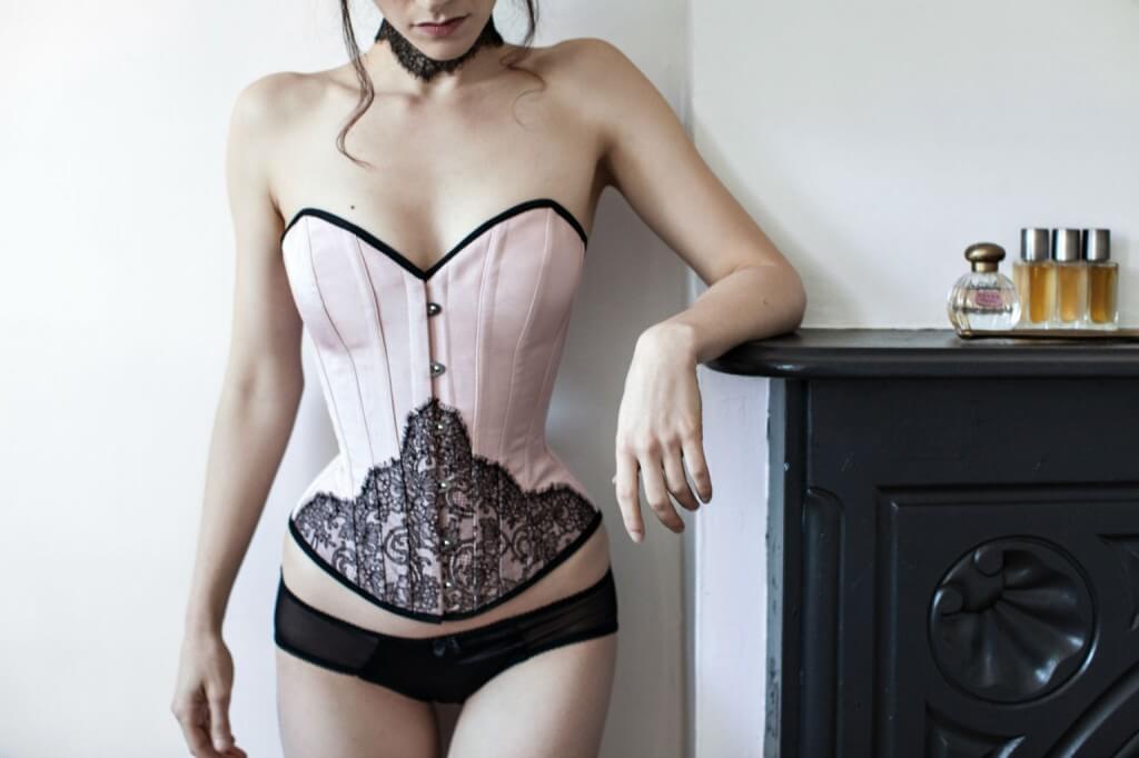 Angela Friedman Evelyn corset