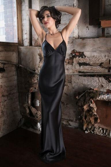 Angela Friedman Lavinia gown front