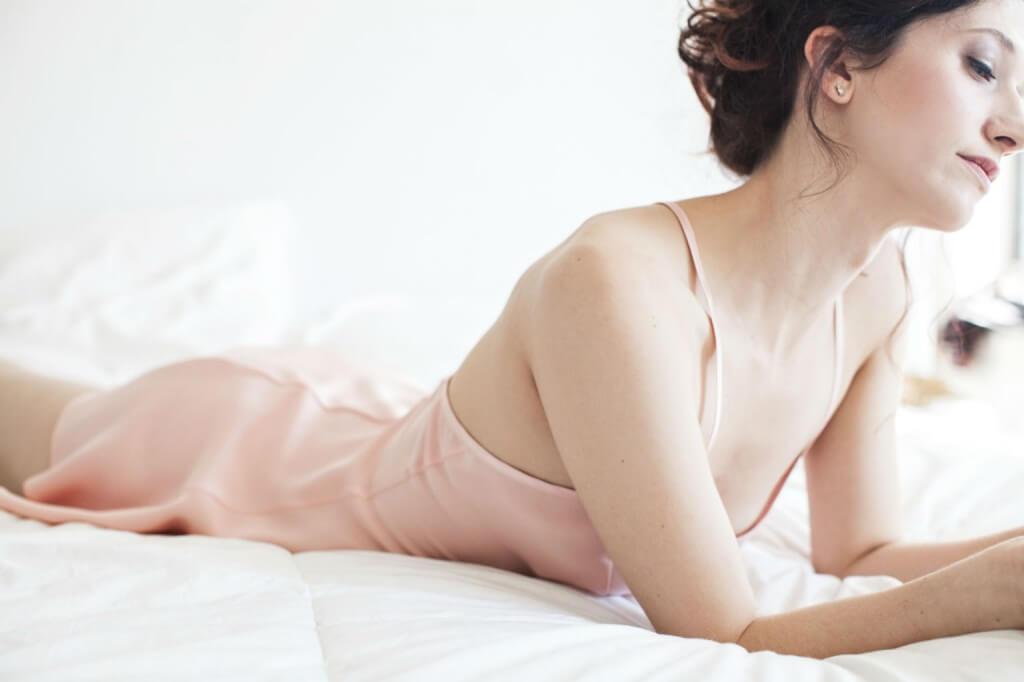 Angela Friedman Musette Slip