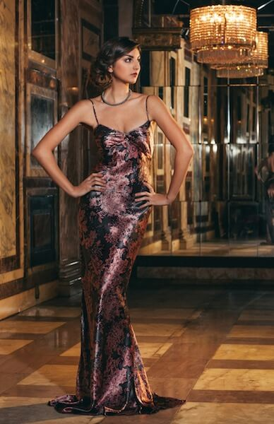 Angela_Friedman_AW13_Printed_Gown