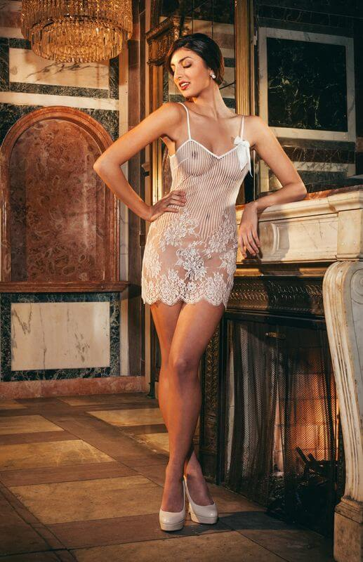 Angela_Friedman_AW13_White_Lace_Bridal_Chemise