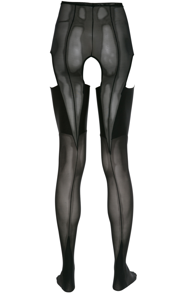 Axon Suspender Tights by DSTM