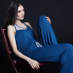 Between the Sheets F/W 2014: Loungewear That is Over the Moon