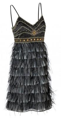 J Peterman Buenos Aires Tango Dress $798