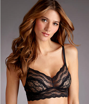 b'tempt'd by Wacoal Lace Kiss Wirefre Bralette - $18.00