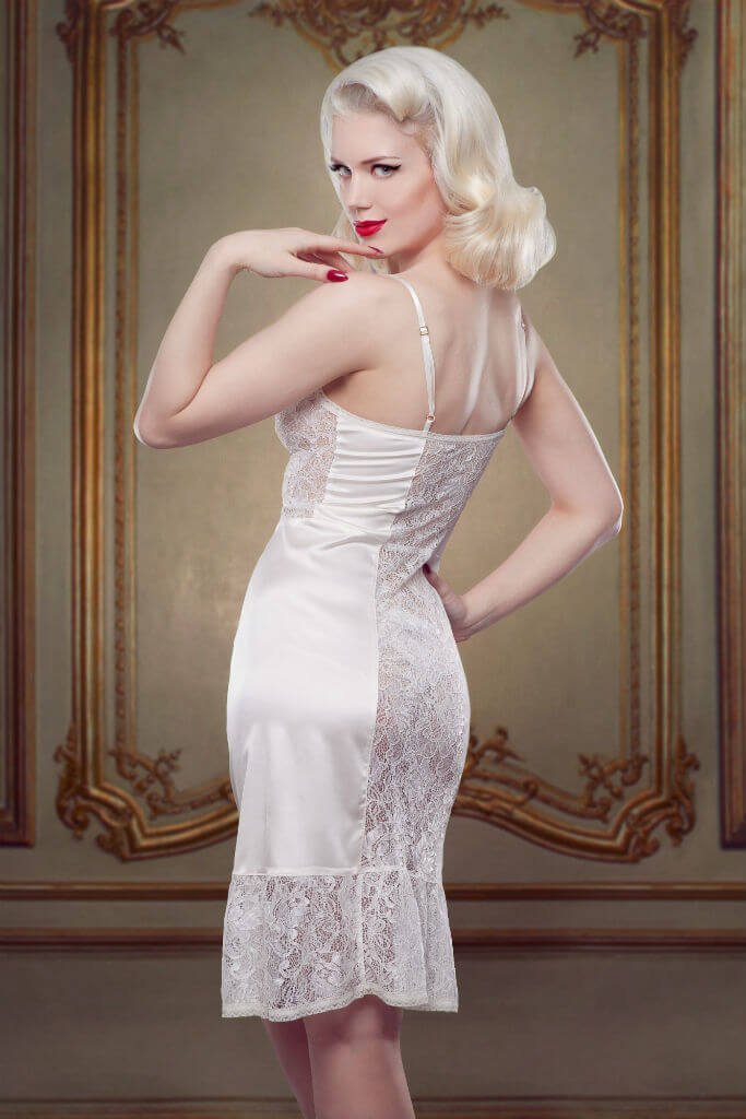 Bridal Nell Slip Betty Blues Loungerie HR