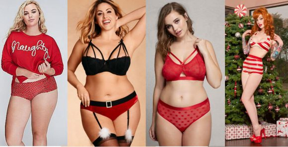 71e30a23966d4 Festive Plus Size Lingerie For Every Holiday Whim