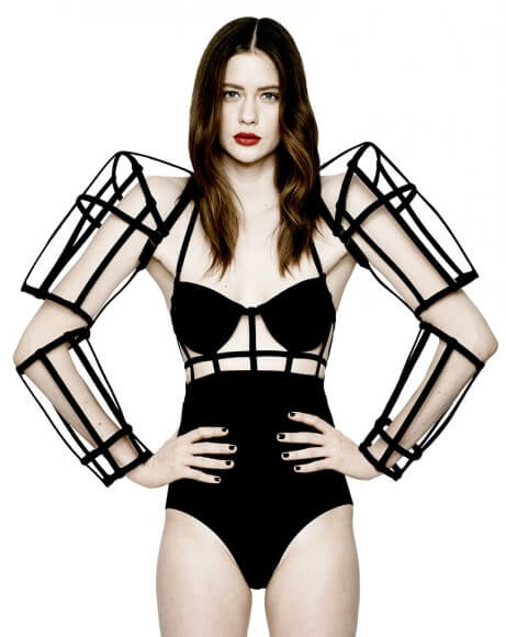 Chromat Android Arms