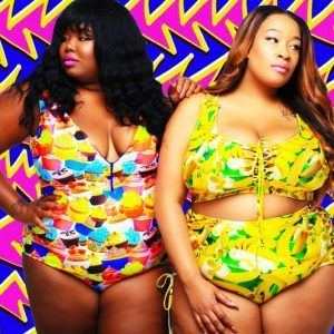 Plus Size Shopping: Fashionable Swimwear (That Goes Up to 28+)