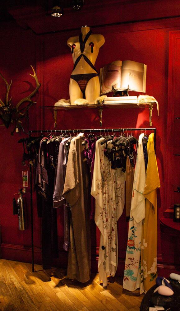 Coco De Mer robes