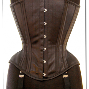 Indie Corsetiere Spotlight: An Interview with Contour Corsets' Fran Blanche