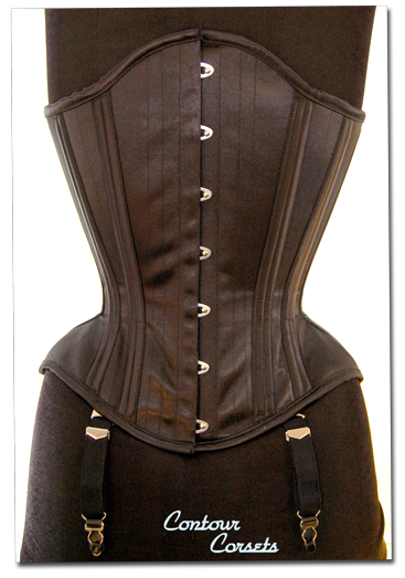 96e13649eb Indie Corsetiere Spotlight  An Interview with Contour Corsets  Fran ...