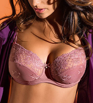 Conturelle Eternity Embroidered Lace via Her Room