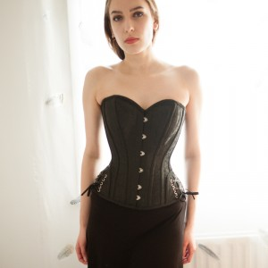 Review: Corset Story Brocade Overbust Corset With Hip Ties