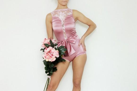 DDSLLGirlsStore Blush Bodysuit